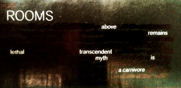 rooms above remains lethal translucent myth is a carnivore