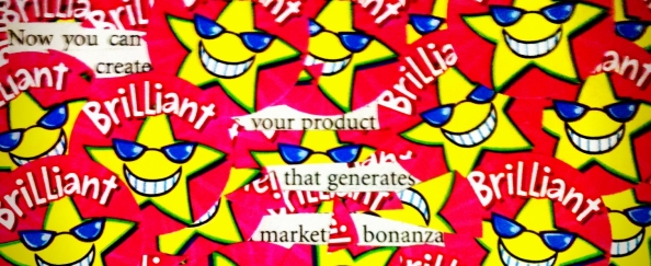 Now you can create your product that generates market bonanza.