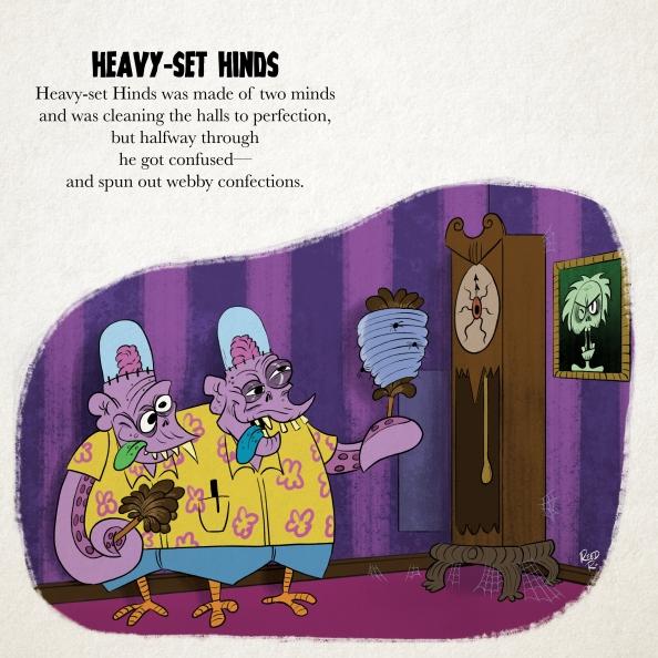 heavy-set